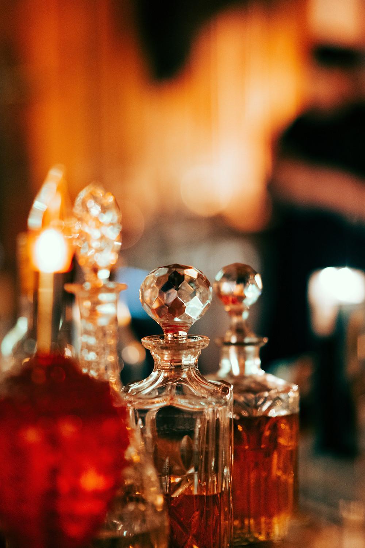 Bouteilles de Whisky