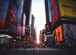 Escape to NYC - From $628 pp