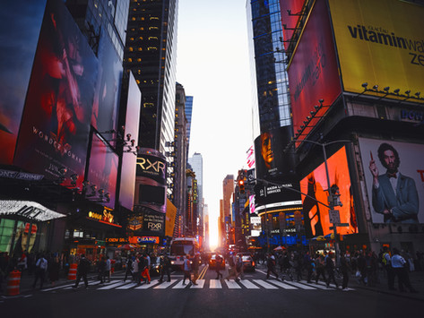 Escape to NYC - From $311 pp