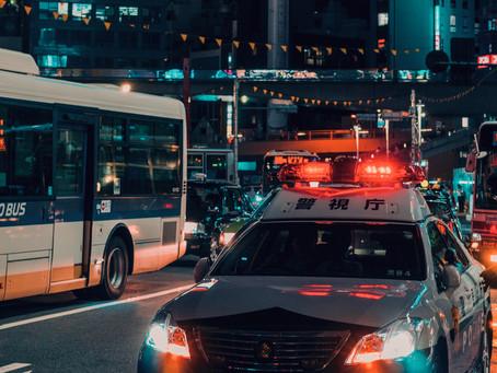 警視庁が外出自粛を呼び掛け 繁華街のパトロールを強化