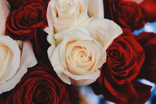 The Queen of the Flowers - The Rose Essence Flush Empowerment