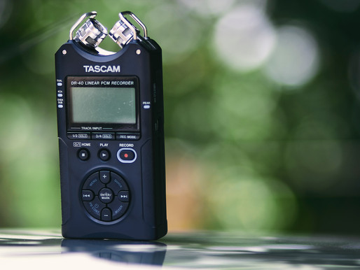 Field Recording: How to Speed Up Your Process