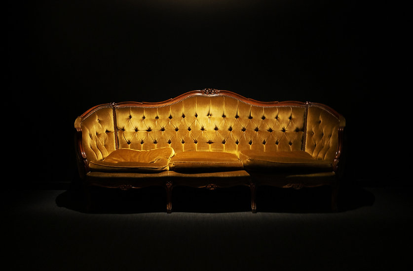 STYLED Gold Luxe Lounge Package