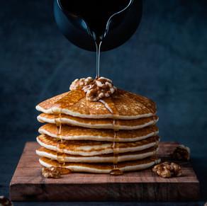 TWO Pancake Feeds