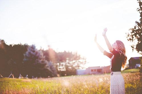 Distant Mixed Modality Energy Healing Treatment
