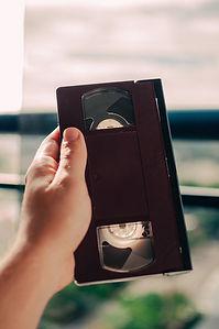 transfer VHS tape