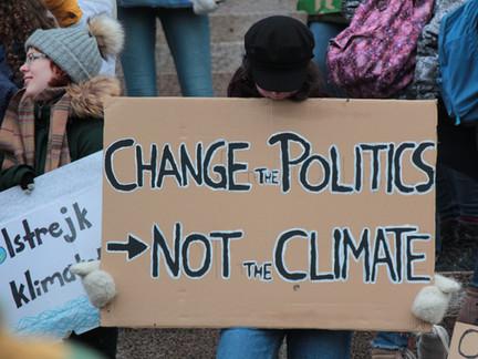 Combatting the Politicization of Environmental Efforts