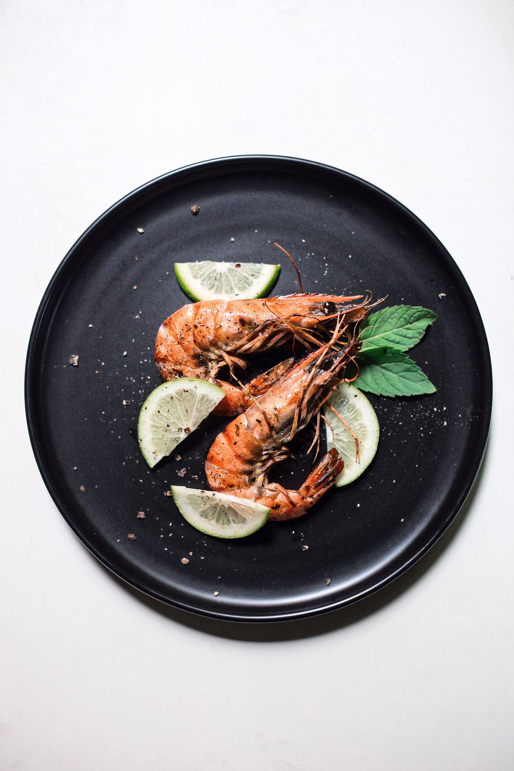 Plate of shrimp may act as a food trigger in chronic hives