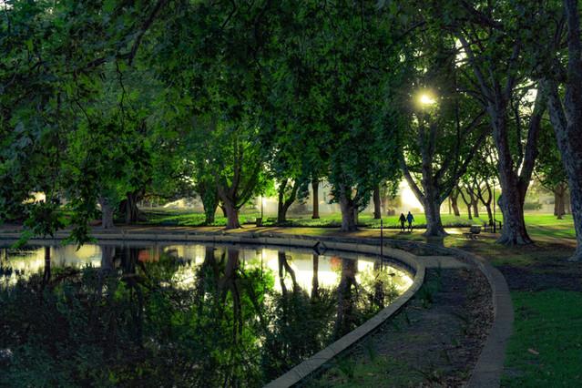 London shady park