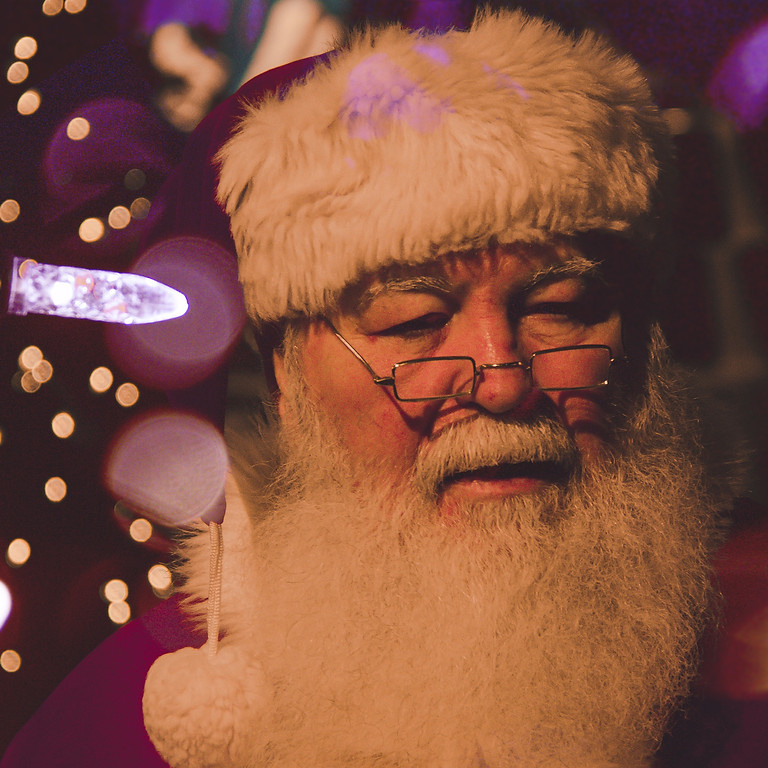 Cocoa with Santa