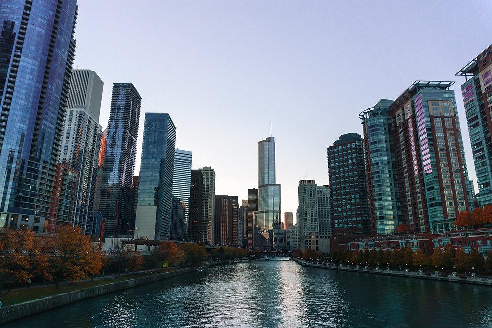 Cityscape of Illinois