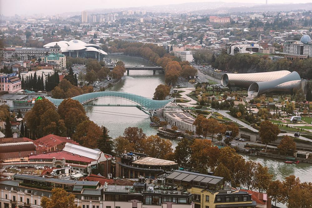 טיביליסי בירת גיאורגיה