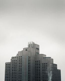 Détecteur de fumée dans un bâtiment et entreprise