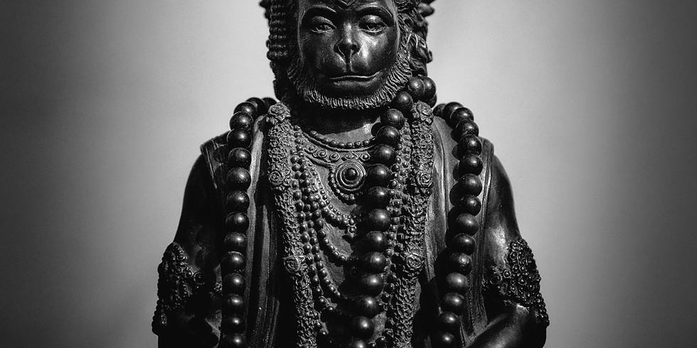 Yoga & The Gods IV - Hatha & Hanuman