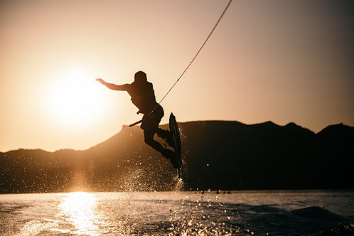 Half Day Water Sports Package