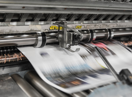 5 Reasons Why You Should Outsource Your Printing Jobs To A Professional Printer