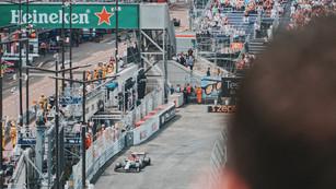 "F1: Giovinazzi feeling ""good"" after P10 finish in Monaco"