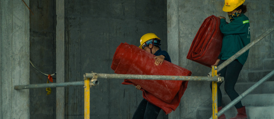 How to Keep your Building Site Clean