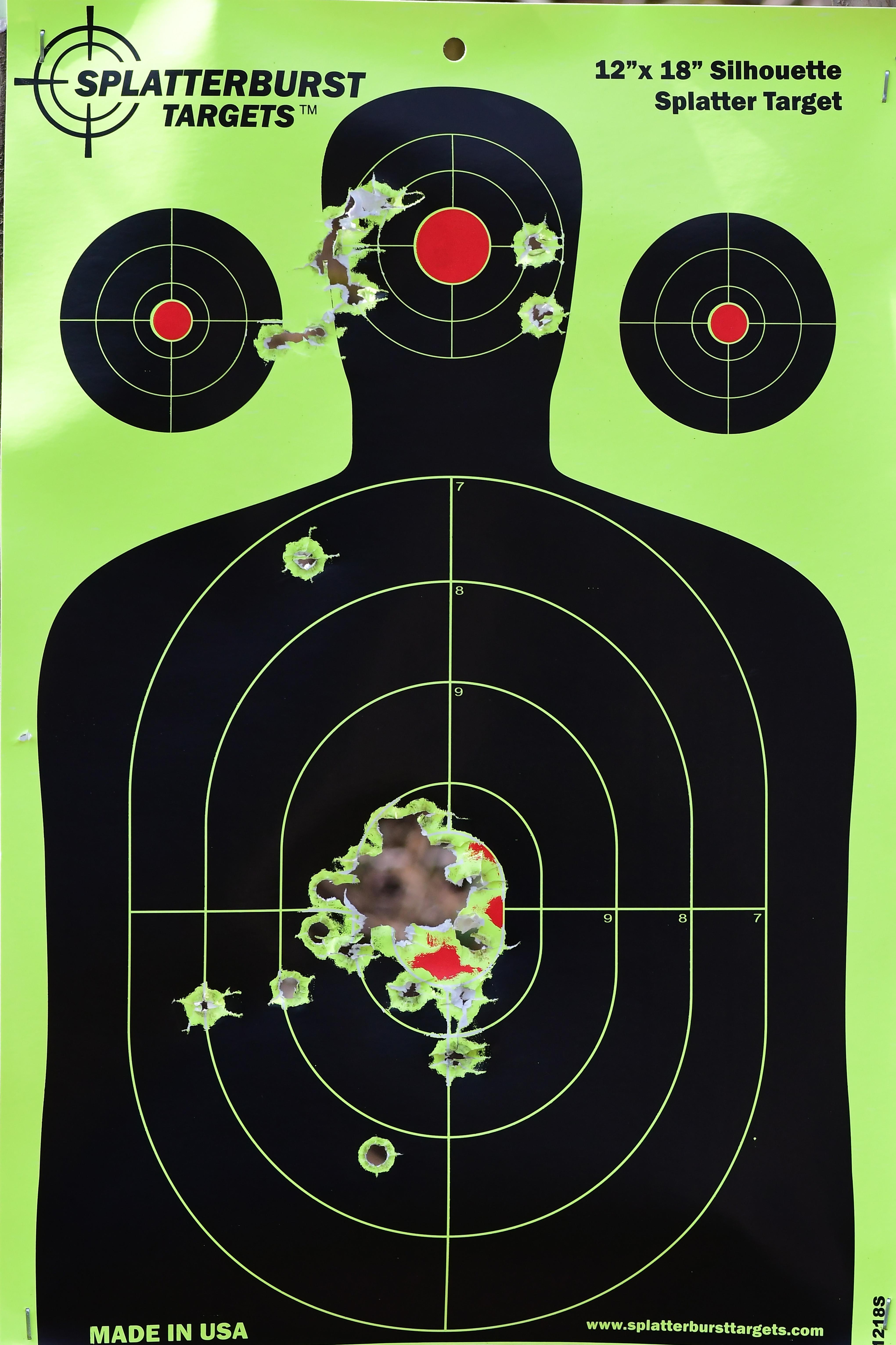 Basic Pistol Shooting (Couples)