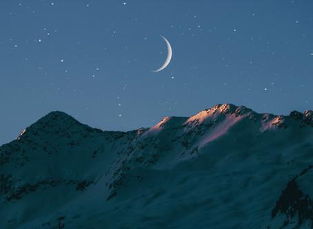 Nieuwe Maan in Kreeft - 20 juli