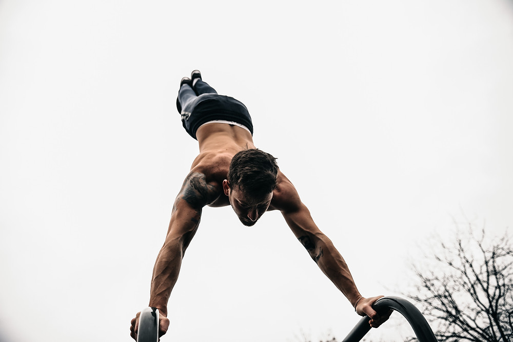 Handstand Push Ups Best Exercise for crossfit