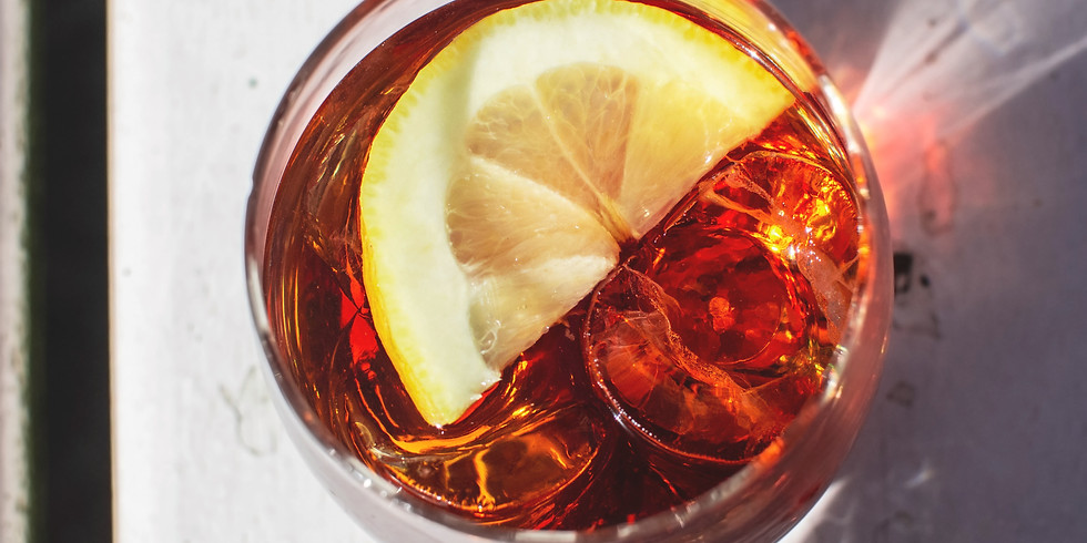 Booze School - Vermouths & Aromatized Wines with Josh Holly of Haus Alpenz