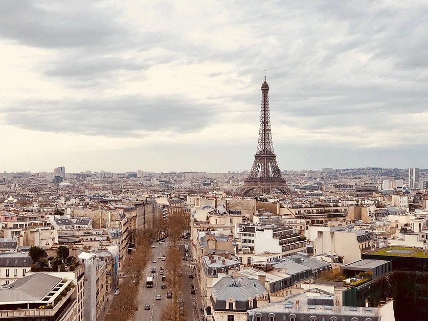 Tour Eiffel jour Paris Business Angels PBA