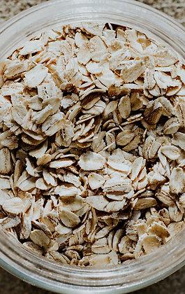 Organic Rolled Oats 25lb *CANADIAN