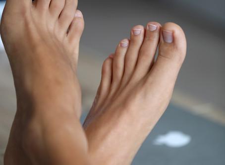 Comment soulager les oignons aux pieds