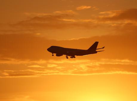 Transport lotniczy. Transport z Chin. Przykładowe ceny. Koszt transportu lotniczego w sierpniu