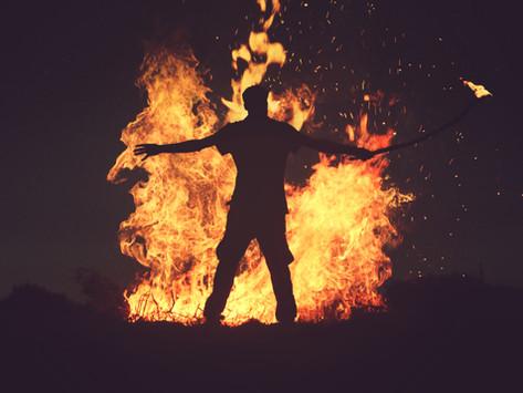 """Τοξικές/Δύσκολες Σχέσεις και Επικοινωνία στην Εργασία,πως μπορώ να """"σβήσω τη Φωτιά"""";"""