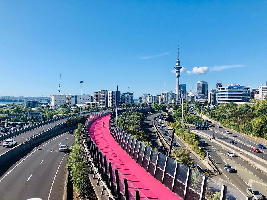 Auckland City view - Snap Car Rental