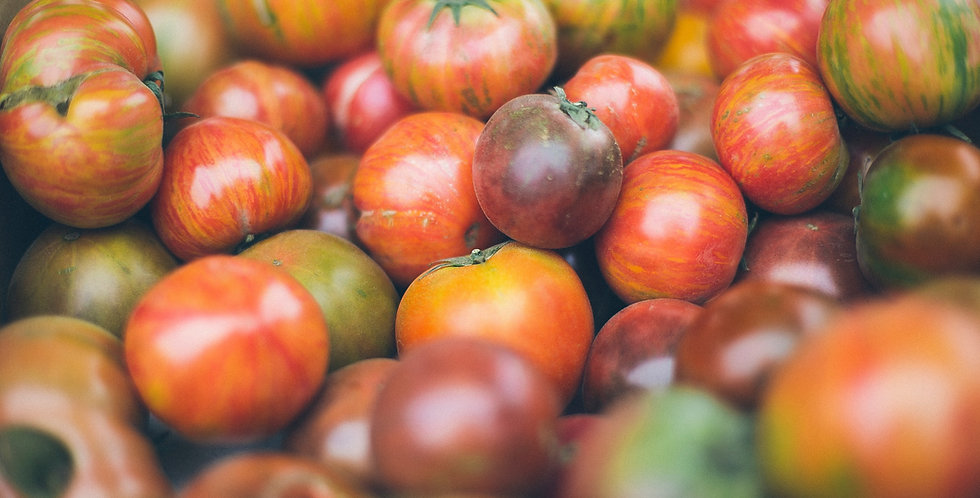Tomatoes- mixed variety 4-pack