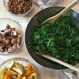 Meat-free meals made easy with Mushrooms - packed full of protein