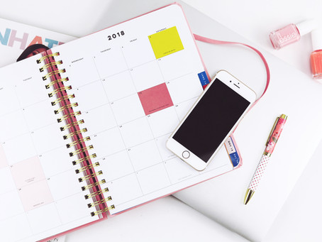 Organizado ou criativo: por que não ser um criativo organizado?!