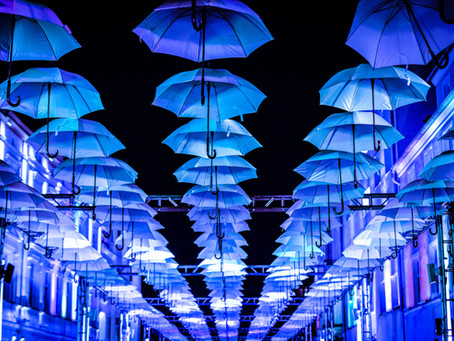 The Psychology Behind The Colour Blue