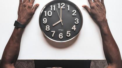 Tempo, preciso de tempo