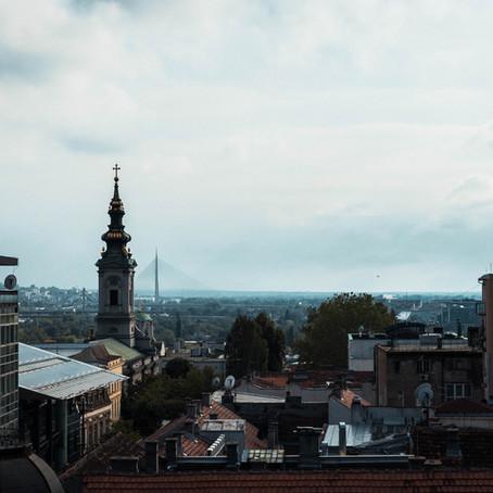 Fiche Ville Belgrade 🇷🇸