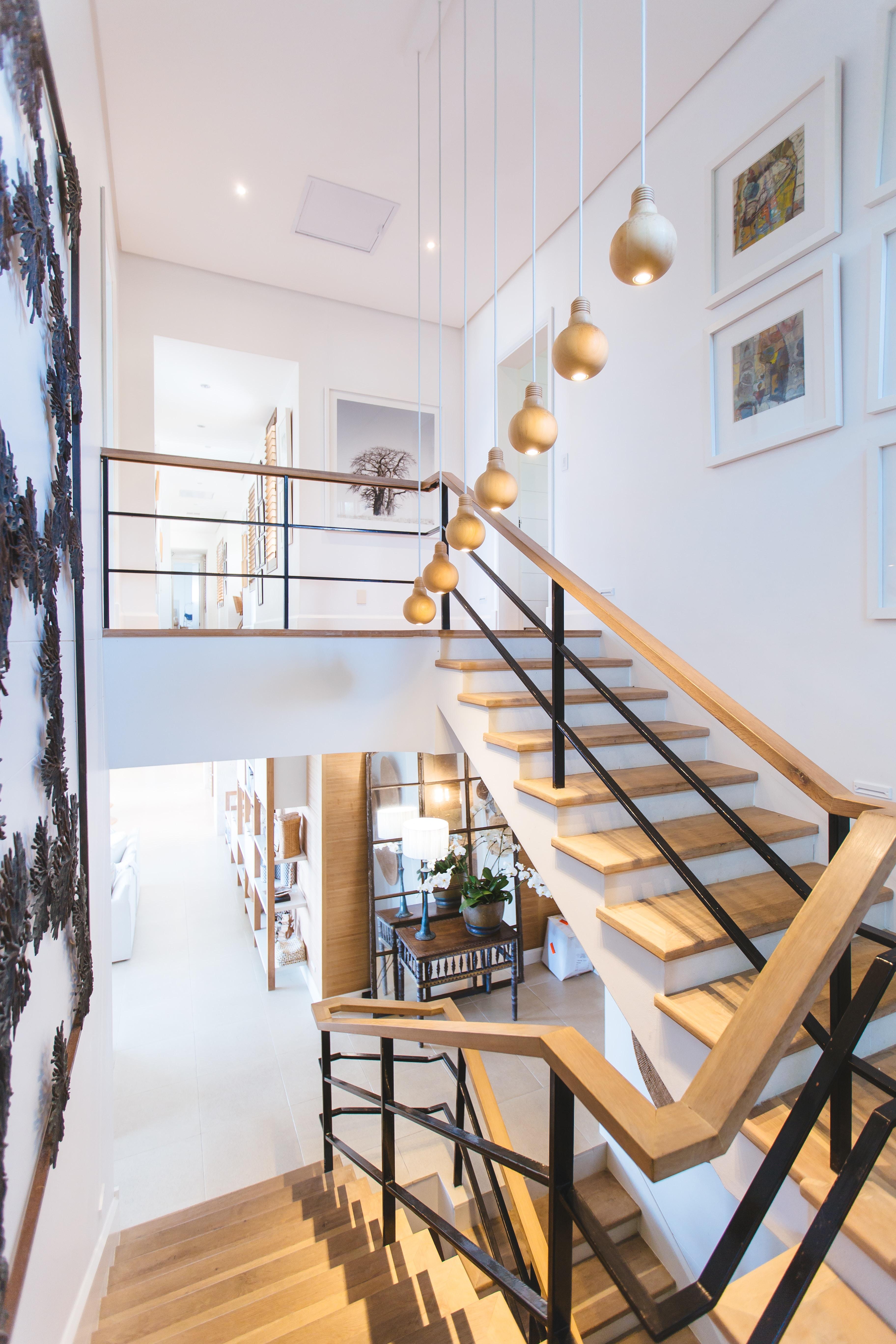 Treppe und Geländer neu