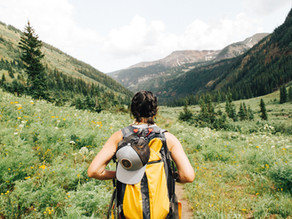 The Healing Power of Hiking