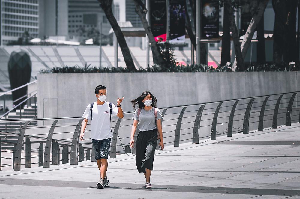 covid singapore property market trends