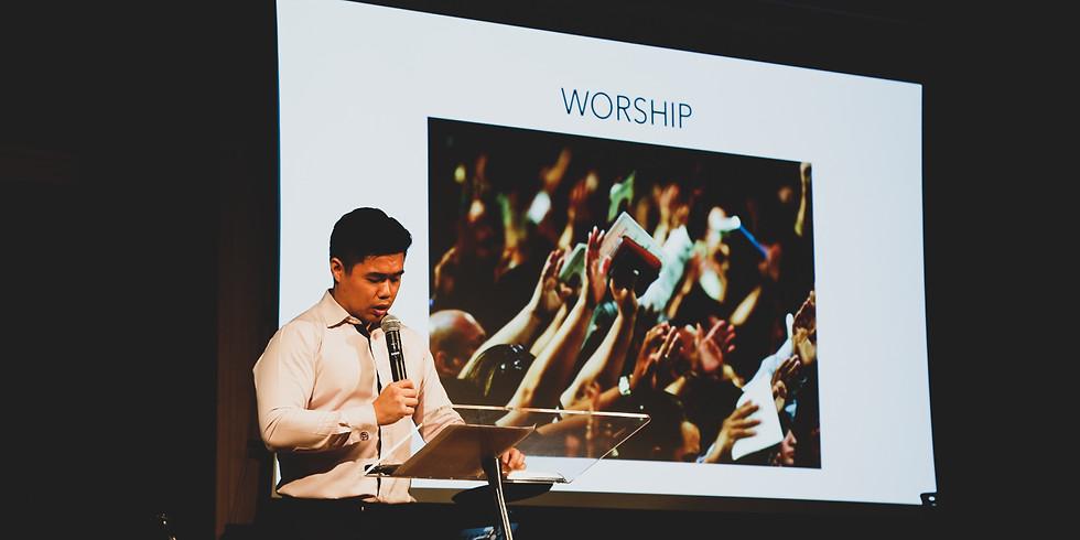 Preacher Training 2020 Session 1