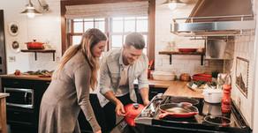 Điều gì làm cho nấu ăn trở thành hành động của tình yêu?