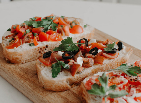 Bruschetta and Crostini - Tuesday, August 11, 10:00