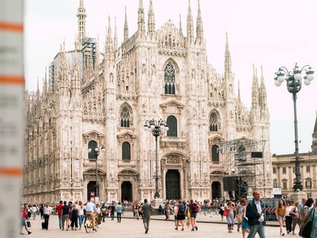 Join us in Milan for our Autumn Conference on October 11-12, 2018!
