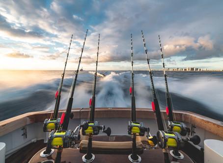 Saltwater Fishing - Basics