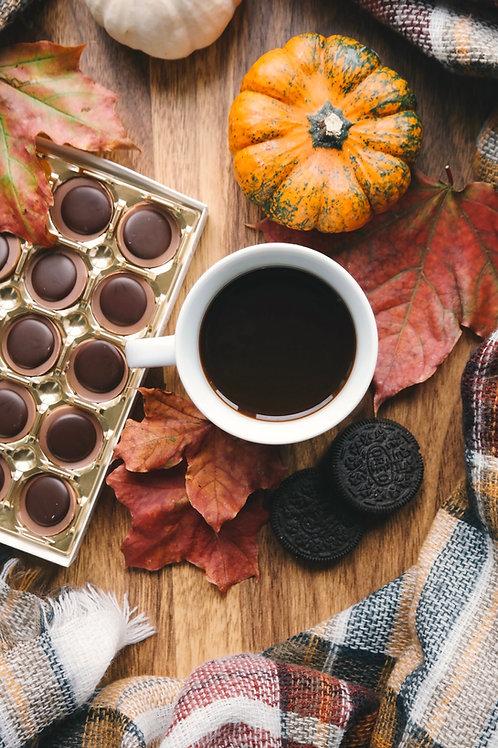 Pumpkin Coffee Air Freshener