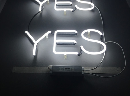 The Philosophy of Yes, And