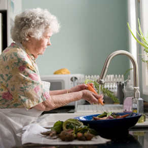 A healthy diet is essential to good overall health, especially as we age