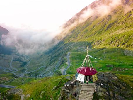 Senzații tari și peisaje care îți taie răsuflarea: Transfăgărășan